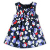 Le Chic Baby Girls Jurk navy 68/80