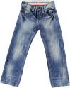 Z8 jongens joggingbroek Dean 2 bleached blue 68/140