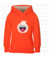 Someone Girls Sweater Orange 92/110