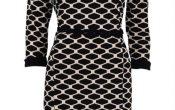 King Louie Audrey dress Maya black S/XL