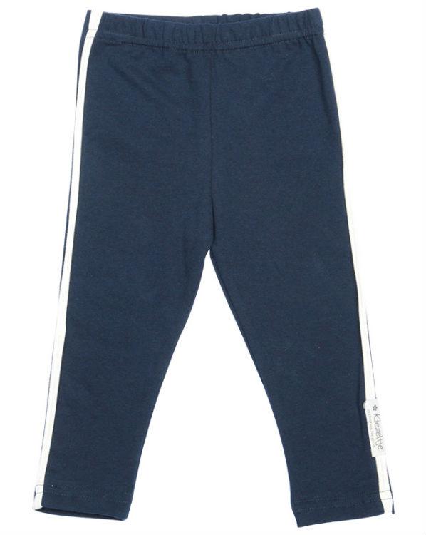8c2de0286f6120 Kiezeltje mini KM5267 legging dark blue 80/98 - Bink en Blink