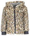 Like Flo baby girls fur hooded jacket 74/92
