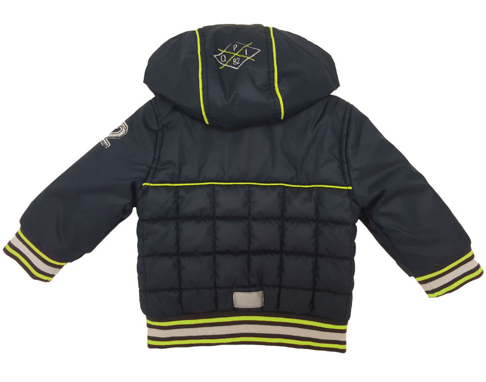Babykleding Winterjas.Quapi Babykleding Jongens Jas Gordon Navy 86 Bink En Blink