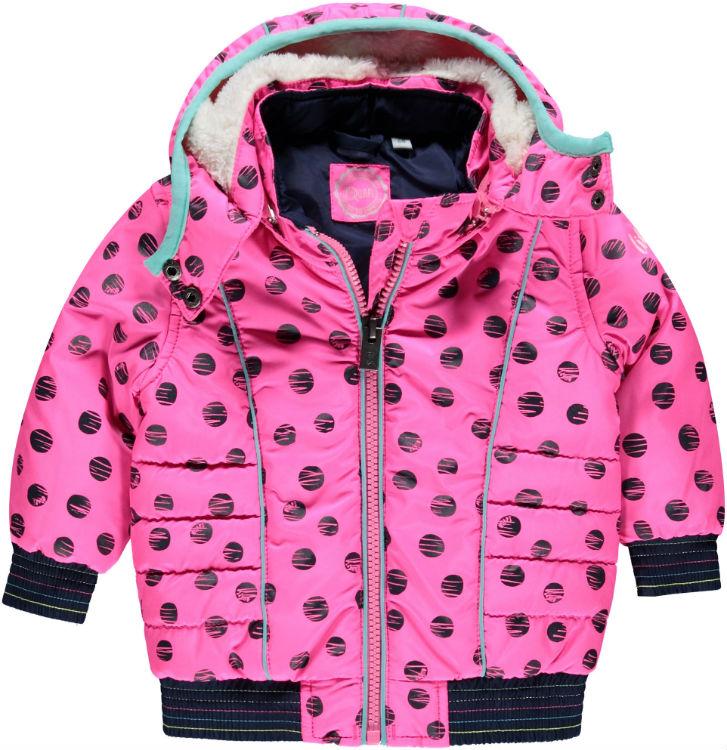 Babykleding Winterjas.Quapi Babykleding Meisjes Winterjas Giada Lollipop 80 En 86 Bink