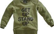 Z8 jongens sweater Hessel army green 92/128