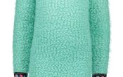 B Nosy knitted dress mintgroen Y709-5887-333 98/134