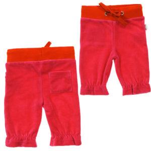 Puk Design Pants Raspberry