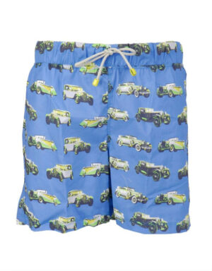 Bora Bora Boys Zwemshort Cars