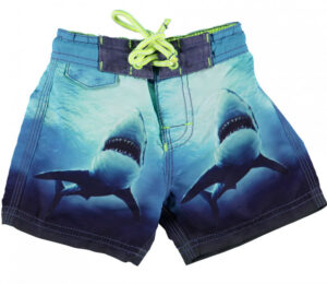 Claesen's baby boys zwemshort sharks