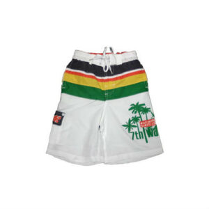 Knot So Bad zwemshort green