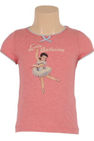Petit Louie Girls Shirt Ballet Girl
