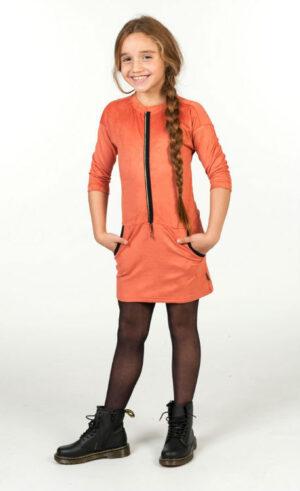 KIEstone KS5122 dress orange