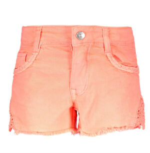 B.Nosy girls short pants with lace on the sides