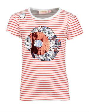 Someone meisjes t-shirt Nemo red