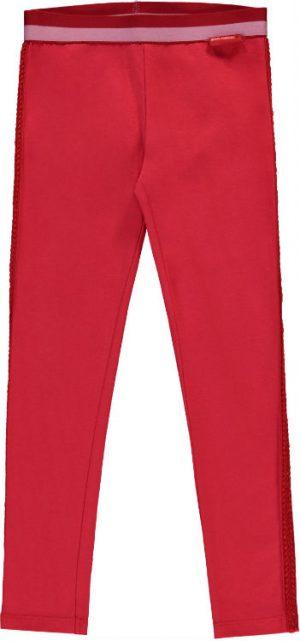 Quapi meisjes legging Shelley rouge red