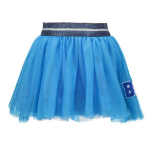 B.Nosy girls tule skirt azure blue Y908-5752