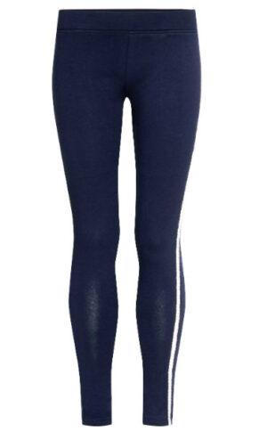 Topitm legging Kalla jersey dark blue basic