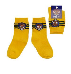 Z8 boys sokken Ralph yellow fellow