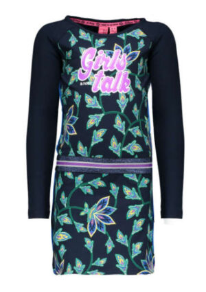 B.Nosy meisjes paisley print jurk Y909-5841