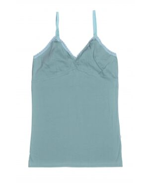 Dames Top Baby Green