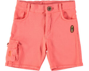 B Nosy sweat shorts Mandarin