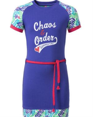 Chaos And Order Girls Jurk Daisy Flower