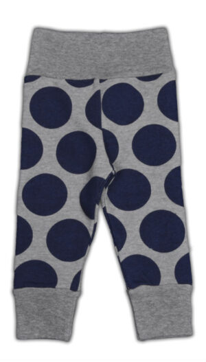 Claesen's Baby Girls Joggingbroekje Big Dots