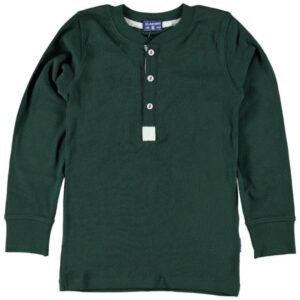 Claesen' Boys Pyjama-shirt dark green