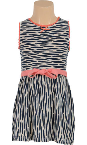 Petit Louie Summer Dress Zebre