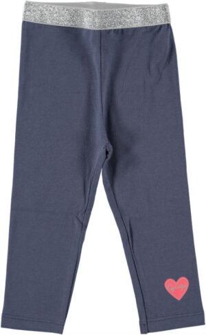 Quapi baby girls Doortje legging jeans blue