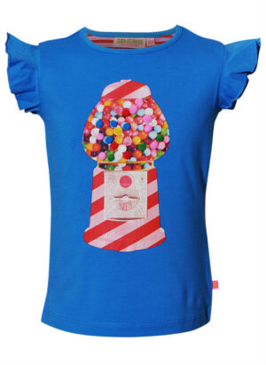 Someone t-shirt Sugar SG-02-B bright blue