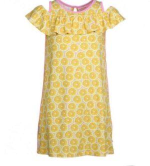 Someone meisjes jurk Lemon SG-51-E