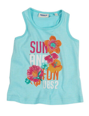 UBS2 Girls Top Mint