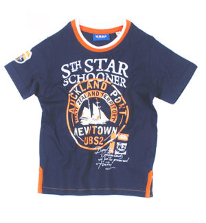 UBS2 Boys T-shirt Star