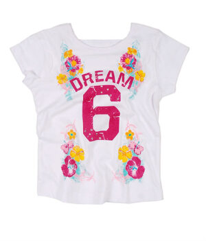 UBS2 Girls T-shirt Dream