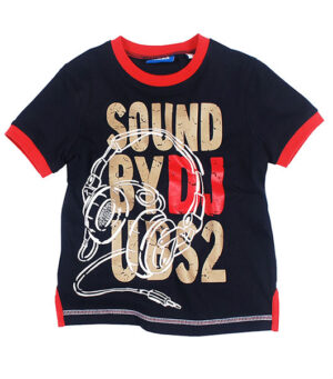 UBS2 Boys T-shirt Sound