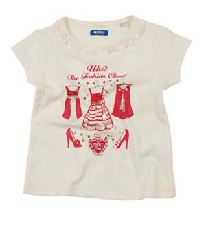 UBS2 Girls T-shirt Fashion