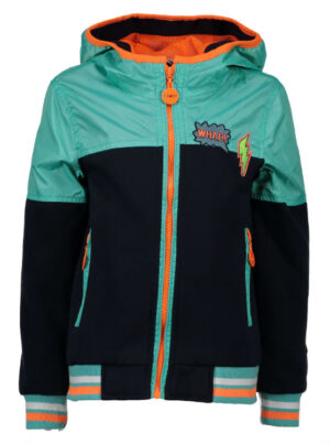 B Nosy boys hooded sweat cardigan