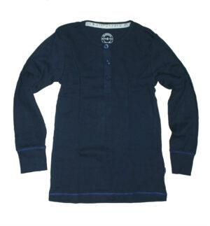 Claesen's Boys Rib Shirt Longsleeve Dark Navy