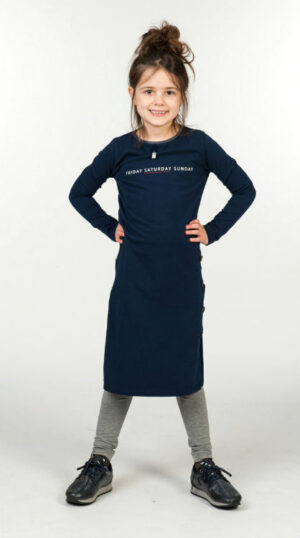 KIEstone KS5206 dress dark blue