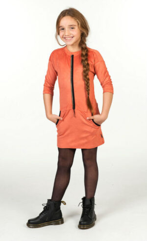 KIEstone KS5122 dress orange