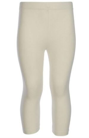 Kiestone meisjes legging off-white drievierde legging