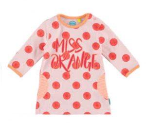 O'Chillie baby meisjes jurk Rose pink