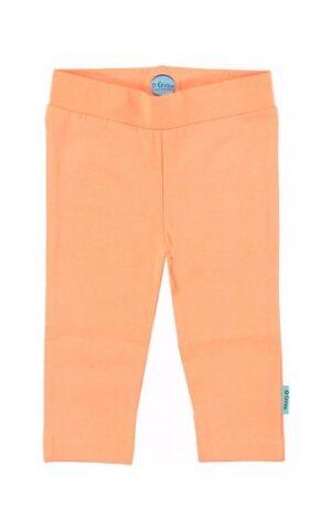 O'Chillie baby meisjes legging Amy orange uni
