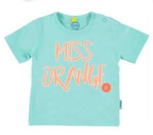 O'Chillie baby meisjes t-shirt Sofie mint
