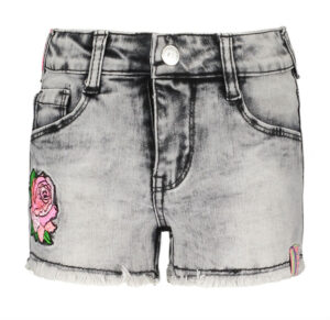 B.Nosy denim shorts grey Y903-5682