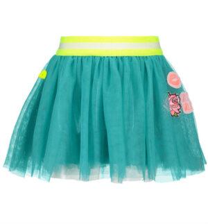 B.Nosy meisjes tule rok turquoise y903-5781