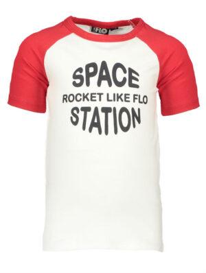 Like Flo boys t-shirt red F902-6405