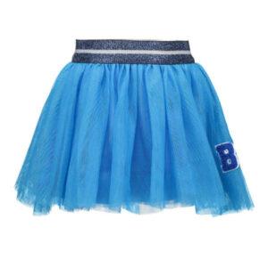 B.Nosy girls tule skirt azure blue Y908-5752