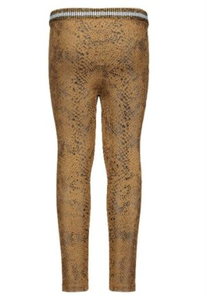 Flo girls suede snake legging F908-5625